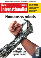 Humans vs robots - November, 2017
