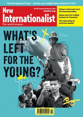 NI 509 - What's left for the young? - January, 2018