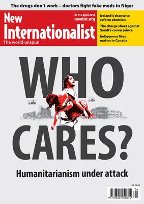 NI 511 - Humanitarianism under attack - April, 2018