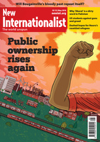 NI 512 - Public ownership rises again - May, 2018
