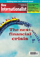 The next financial crisis - July, 2018