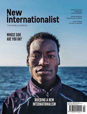 NI 518 - Building a new internationalism - March, 2019