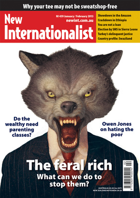 NI 459 - The feral rich - January, 2013