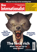 The feral rich - January, 2013