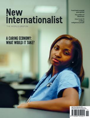 NI 528 - A caring economy - November, 2020