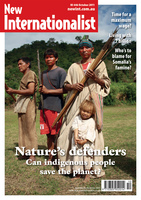 Nature's defenders - October, 2011