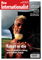 Adapt or die - April, 2012