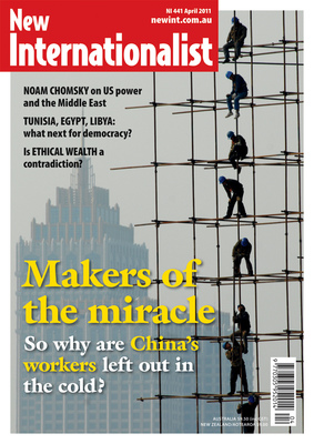 NI 441 - China - makers of the miracle - April, 2011