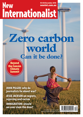 NI 438 - Zero carbon world - December, 2010