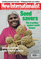 Seed savers - September, 2010