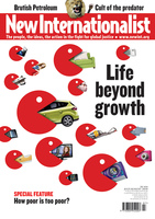 Life beyond growth - July, 2010