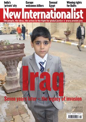 NI 432 - Iraq - seven years later - May, 2010