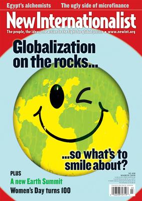 NI 430 - Globalization on the rocks - March, 2010