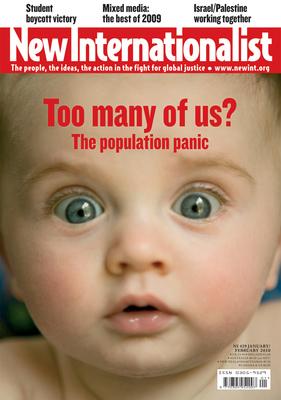 NI 429 - Too many of us? The population panic. - January, 2010