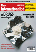 Illegal drugs - September, 2012