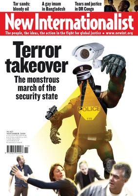 NI 427 - Terror takeover - November, 2009