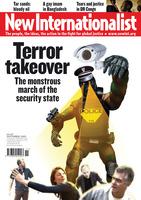 Terror takeover - November, 2009