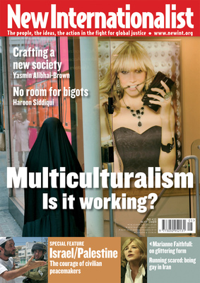 NI 422 - Multiculturalism - May, 2009