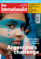 Argentina's challenge - June, 2013
