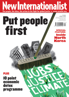 NI 421 - Put people first - April, 2009