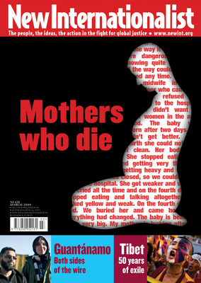 NI 420 - Mothers who die - March, 2009