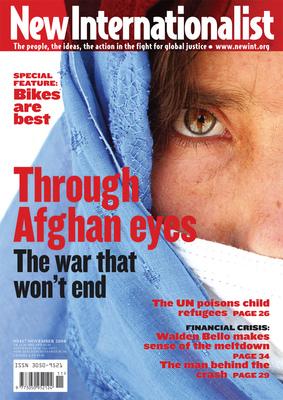 NI 417 - Through Afghan eyes - November, 2008