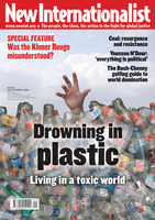 Drowning in plastic - September, 2008