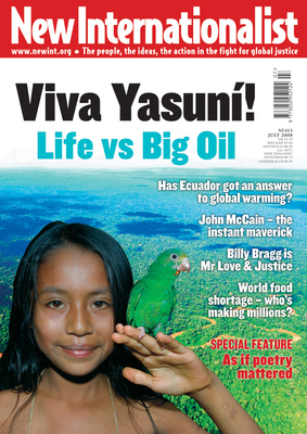NI 413 - Viva Yasuní! Life vs Big Oil - July, 2008