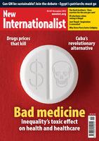 Bad medicine - November, 2012