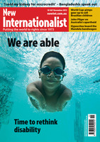 Time to rethink disability - November, 2013