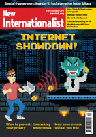 Internet showdown - December, 2012