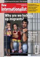 Why are we locking up migrants? - January, 2014