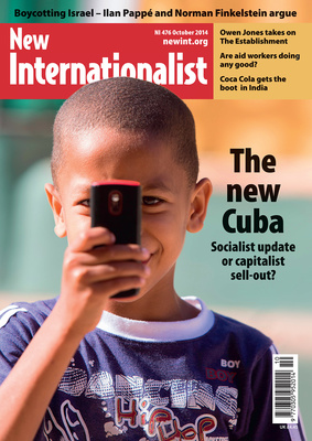 NI 476 - Cuba - October, 2014