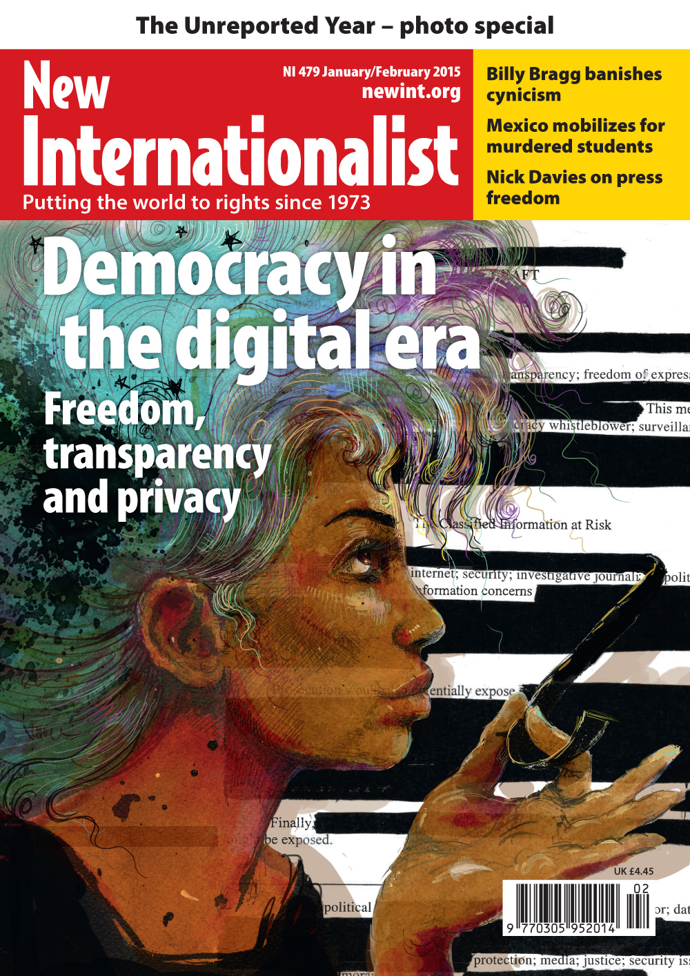 Democracy In The Digital Era New Internationalist