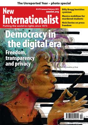 NI 479 - Democracy in the digital era - January, 2015
