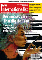 Democracy in the digital era - January, 2015