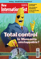Total control - is Monsanto unstoppable? - April, 2015